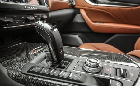 2019 Maserati Levante Trofeo Interior Detail Wallpapers 450x275 (55)