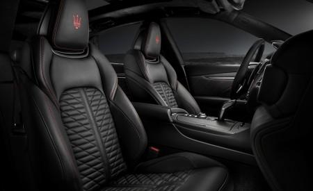 2019 Maserati Levante Trofeo Interior Front Seats Wallpapers 450x275 (90)