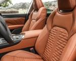 2019 Maserati Levante Trofeo Interior Front Seats Wallpapers 150x120