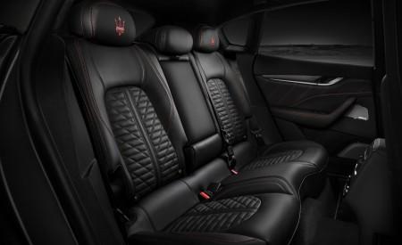 2019 Maserati Levante Trofeo Interior Rear Seats Wallpapers 450x275 (89)
