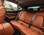 2019 Maserati Levante Trofeo Interior Rear Seats Wallpapers 150x120