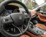2019 Maserati Levante Trofeo Interior Steering Wheel Wallpapers 150x120