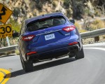 2019 Maserati Levante Trofeo Rear Wallpapers 150x120 (15)