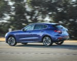 2019 Maserati Levante Trofeo Side Wallpapers 150x120 (42)