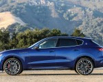 2019 Maserati Levante Trofeo Side Wallpapers 150x120