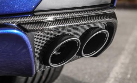 2019 Maserati Levante Trofeo Tailpipe Wallpapers 450x275 (48)