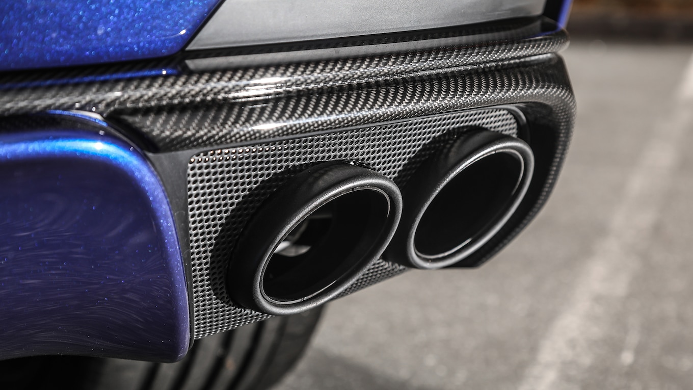2019 Maserati Levante Trofeo Tailpipe Wallpapers #48 of 97