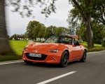 2019 Mazda MX-5 Miata 30th Anniversary Edition Front Three-Quarter Wallpapers 150x120 (3)