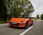 2019 Mazda MX-5 Miata 30th Anniversary Edition Front Three-Quarter Wallpapers 150x120 (1)