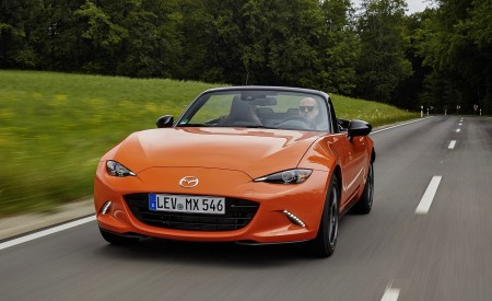 2019 Mazda MX-5 Miata 30th Anniversary Edition Front Wallpapers 450x275 (28)
