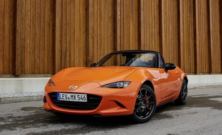 2019 Mazda MX-5 Miata 30th Anniversary Edition Front Wallpapers 450x275 (58)