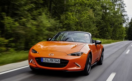 2019 Mazda MX-5 Miata 30th Anniversary Edition Front Wallpapers 450x275 (29)