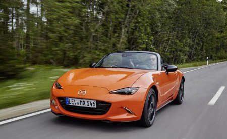 2019 Mazda MX-5 Miata 30th Anniversary Edition Front Wallpapers 450x275 (32)