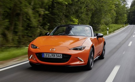 2019 Mazda MX-5 Miata 30th Anniversary Edition Front Wallpapers 450x275 (33)