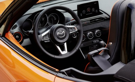 2019 Mazda MX-5 Miata 30th Anniversary Edition Interior Wallpapers 450x275 (74)