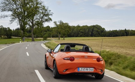 2019 Mazda MX-5 Miata 30th Anniversary Edition Rear Wallpapers 450x275 (46)