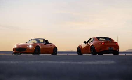 2019 Mazda MX-5 Miata 30th Anniversary Edition Wallpapers 450x275 (78)