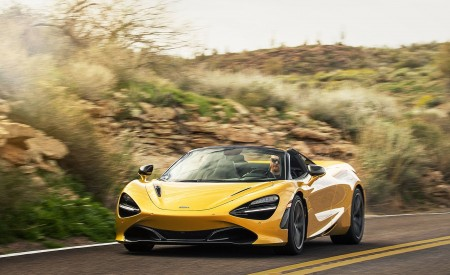 2019 McLaren 720S Spider Wallpapers HD