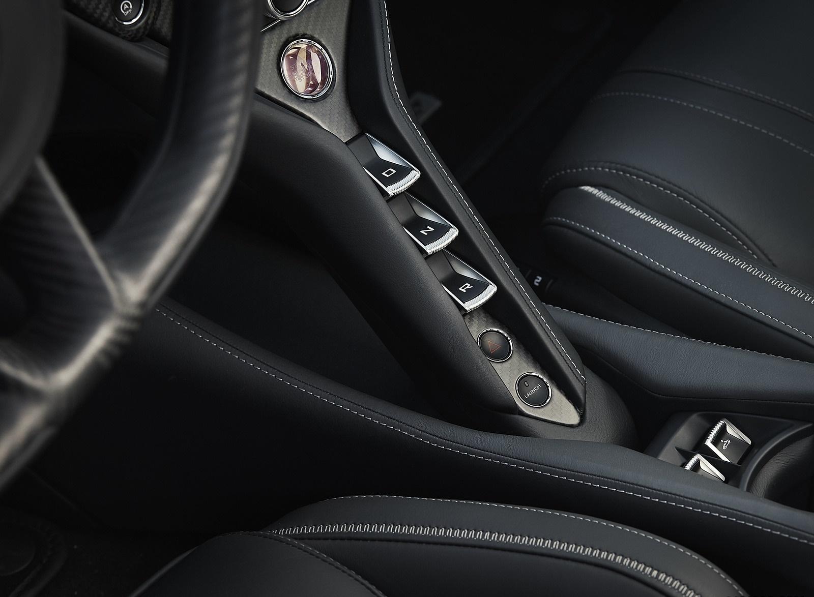 2019 McLaren 720S Spider (Color: Aztec Gold) Interior Detail Wallpapers (15)
