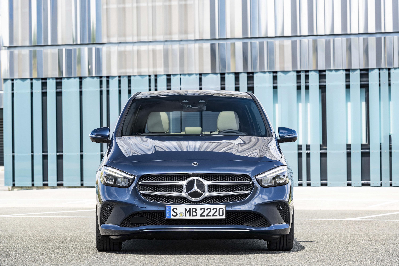 2019 Mercedes-Benz B-Class Front Wallpaper (14)