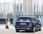 2019 Mercedes-Benz B-Class Rear Three-Quarter Wallpapers 150x120 (16)