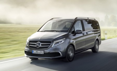 2019 Mercedes-Benz V-Class Wallpapers