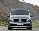2019 Mercedes-Benz V-Class EXCLUSIVE Line (Color: Selenit Grey Metallic) Front Wallpapers 150x120 (26)