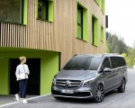 2019 Mercedes-Benz V-Class EXCLUSIVE Line (Color: Selenit Grey Metallic) Front Wallpapers 150x120 (17)