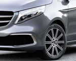2019 Mercedes-Benz V-Class EXCLUSIVE Line (Color: Selenit Grey Metallic) Headlight Wallpaper 150x120 (27)