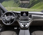 2019 Mercedes-Benz V-Class EXCLUSIVE Line Interior Cockpit Wallpaper 150x120 (37)