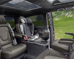 2019 Mercedes-Benz V-Class EXCLUSIVE Line Interior Seats Wallpaper 150x120 (34)