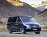 2019 Mercedes-Benz V-Class Marco Polo (Color: Cavansit Blue Metallic) Front Three-Quarter Wallpaper 150x120 (41)