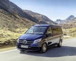 2019 Mercedes-Benz V-Class Marco Polo (Color: Cavansit Blue Metallic) Front Three-Quarter Wallpaper 150x120 (38)