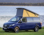 2019 Mercedes-Benz V-Class Marco Polo (Color: Cavansit Blue Metallic) Front Three-Quarter Wallpaper 150x120 (46)