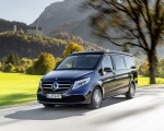 2019 Mercedes-Benz V-Class Marco Polo (Color: Cavansit Blue Metallic) Front Three-Quarter Wallpaper 150x120 (39)