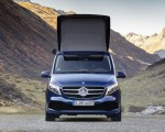 2019 Mercedes-Benz V-Class Marco Polo (Color: Cavansit Blue Metallic) Front Wallpaper 150x120 (49)