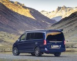 2019 Mercedes-Benz V-Class Marco Polo (Color: Cavansit Blue Metallic) Rear Three-Quarter Wallpaper 150x120 (43)