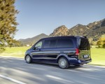 2019 Mercedes-Benz V-Class Marco Polo (Color: Cavansit Blue Metallic) Rear Three-Quarter Wallpaper 150x120 (44)