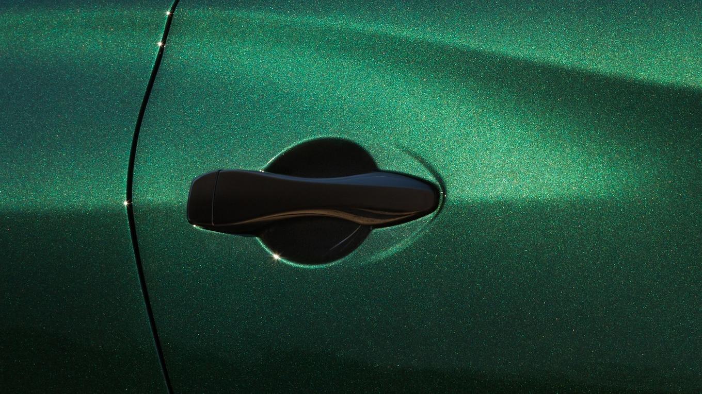2019 Nissan Pathfinder Rock Creek Edition Detail Wallpaper (13)