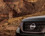 2019 Nissan Pathfinder Rock Creek Edition Grill Wallpapers 150x120 (12)