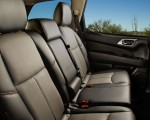 2019 Nissan Pathfinder Rock Creek Edition Interior Rear Seats Wallpapers 150x120 (17)