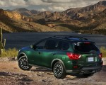 2019 Nissan Pathfinder Rock Creek Edition Rear Three-Quarter Wallpapers 150x120 (6)