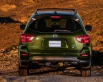 2019 Nissan Pathfinder Rock Creek Edition Rear Wallpapers 150x120 (7)