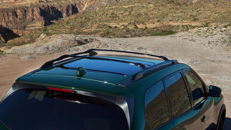 2019 Nissan Pathfinder Rock Creek Edition Roof Wallpaper (11)