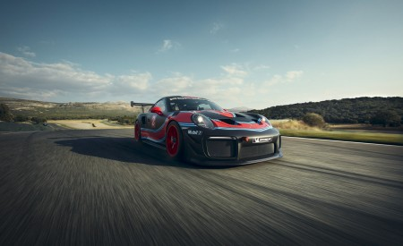 2019 Porsche 911 GT2 RS Clubsport Wallpapers HD