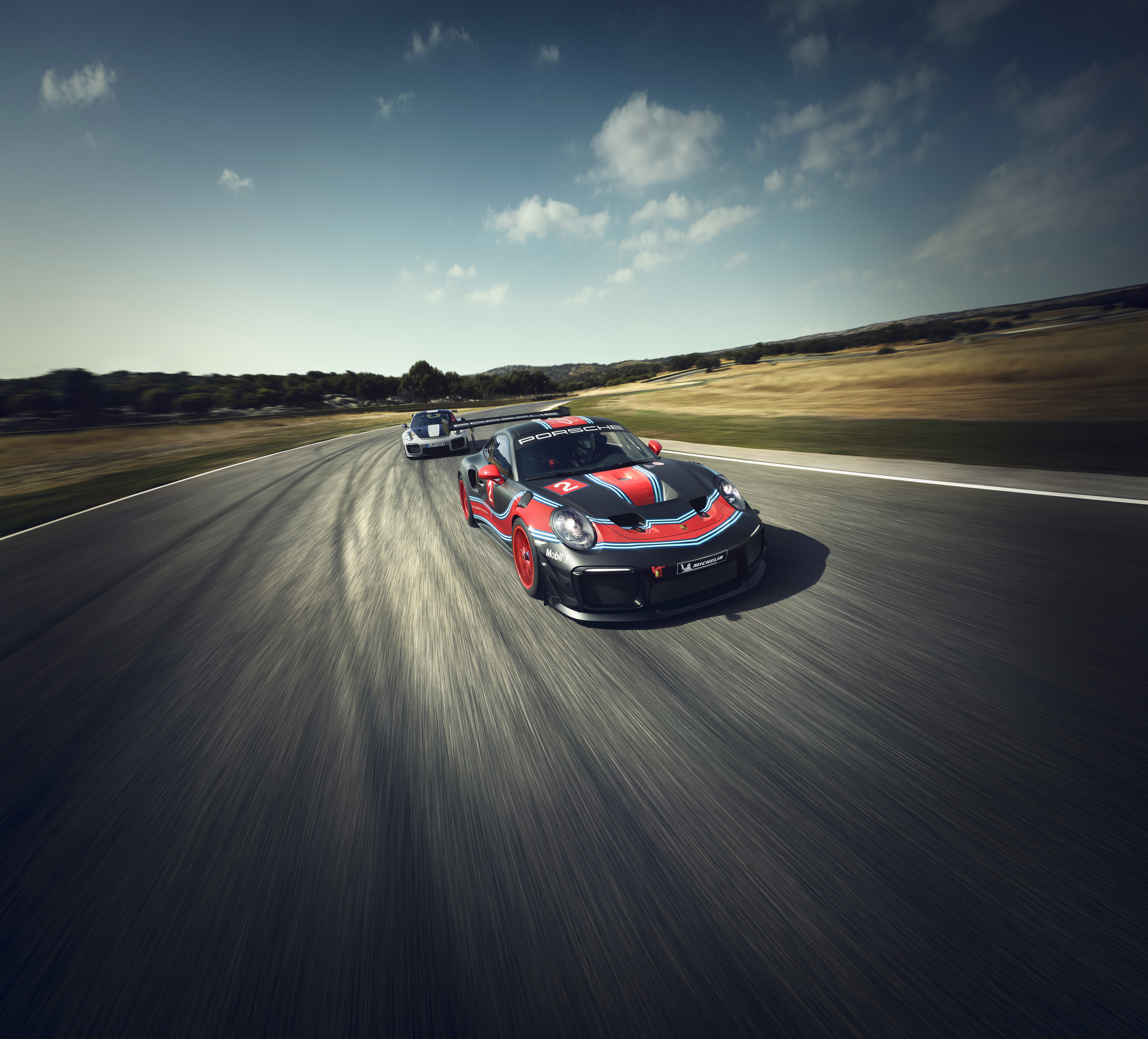 2019 Porsche 911 GT2 RS Clubsport Front Wallpaper (3)