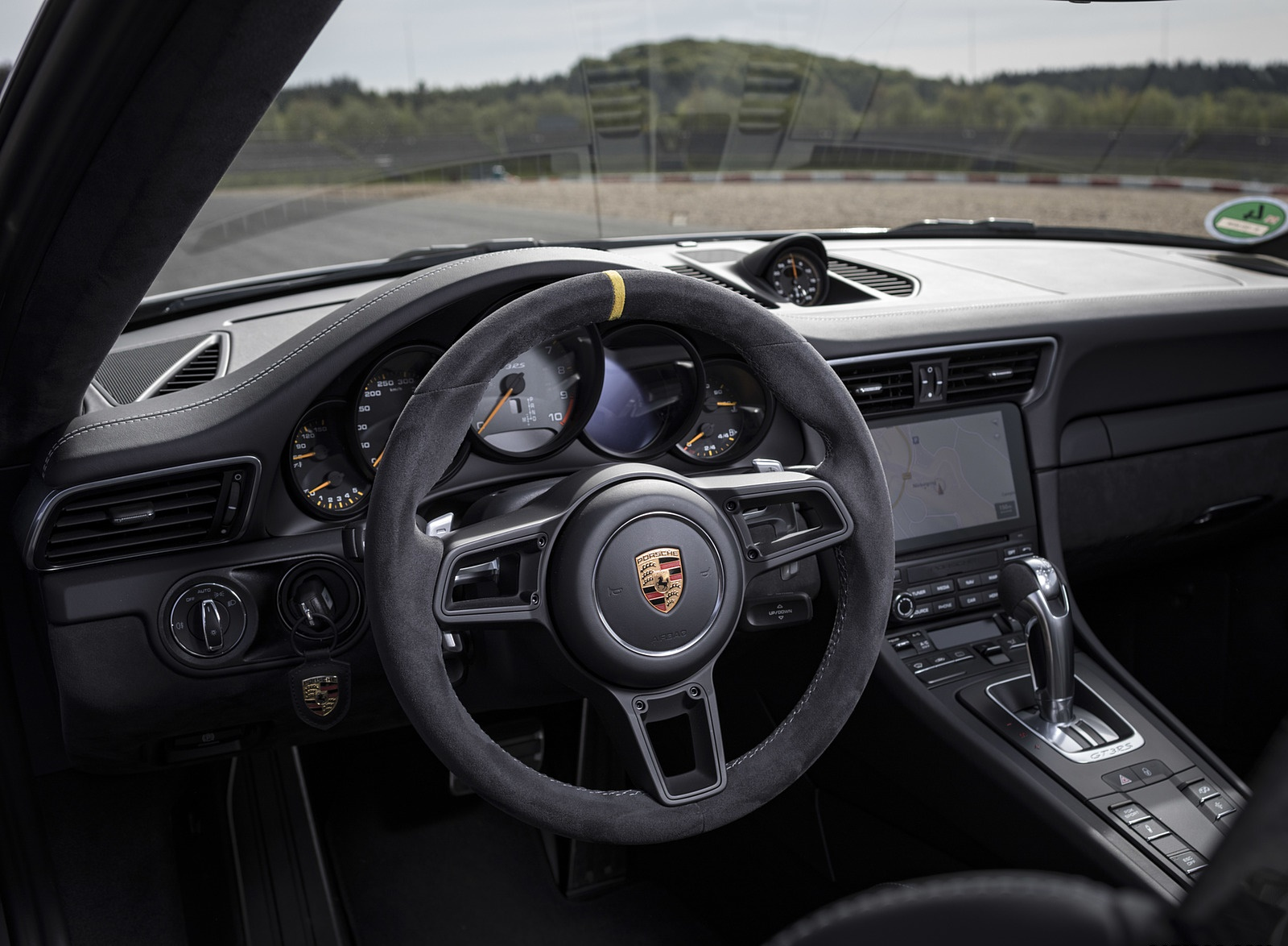 2019 Porsche 911 Gt3 Rs Color Gt Silver Interior Wallpapers 93 Newcarcars