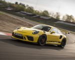 2019 Porsche 911 GT3 RS (Color: Racing Yellow) Front Three-Quarter Wallpaper 150x120 (43)