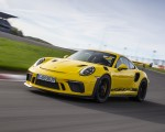 2019 Porsche 911 GT3 RS (Color: Racing Yellow) Front Three-Quarter Wallpaper 150x120 (38)