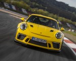 2019 Porsche 911 GT3 RS (Color: Racing Yellow) Front Wallpaper 150x120 (39)